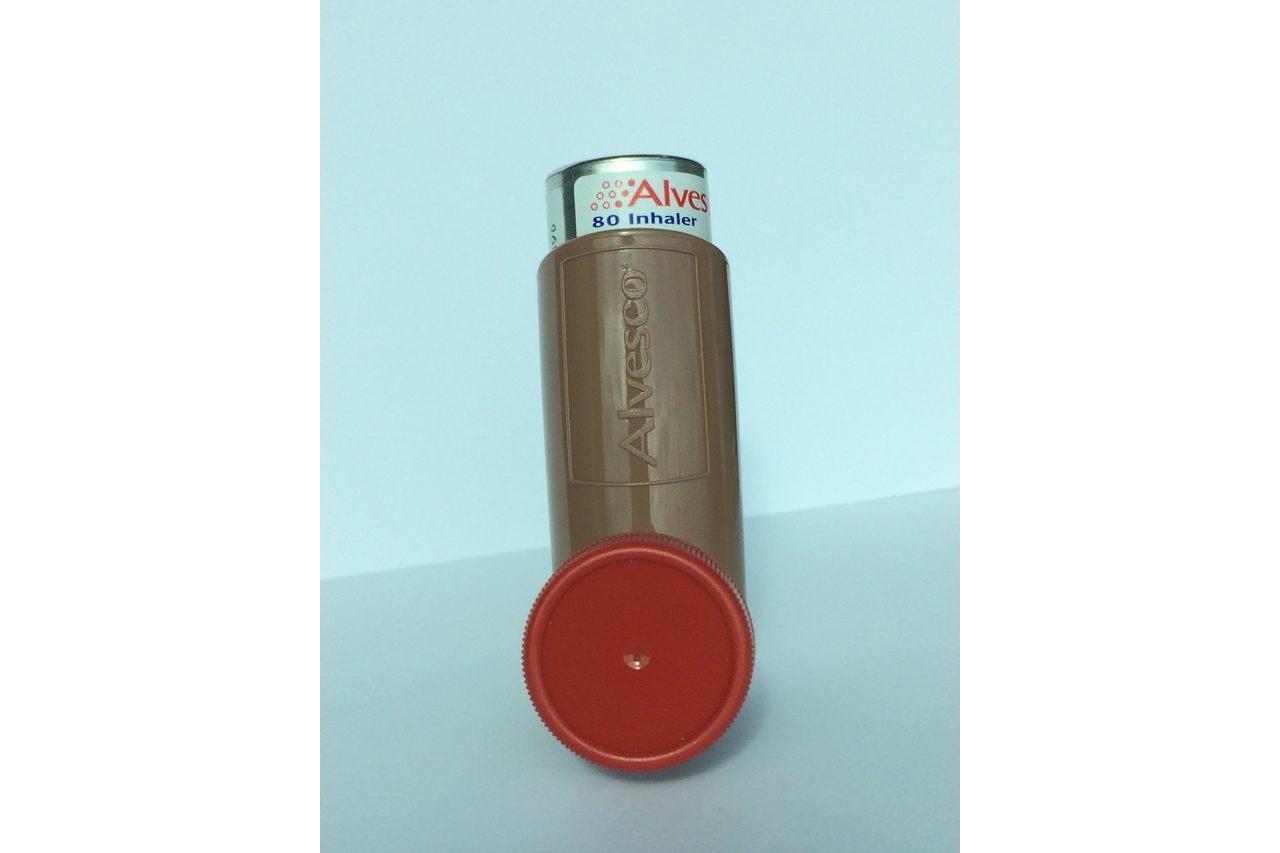 Alvesco 80 inhaler (AstraZeneca UK Ltd) 120 dose