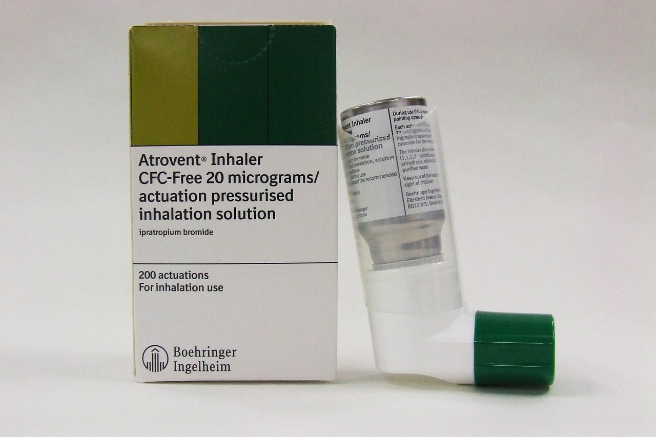 steroid inhaler for chronic cough