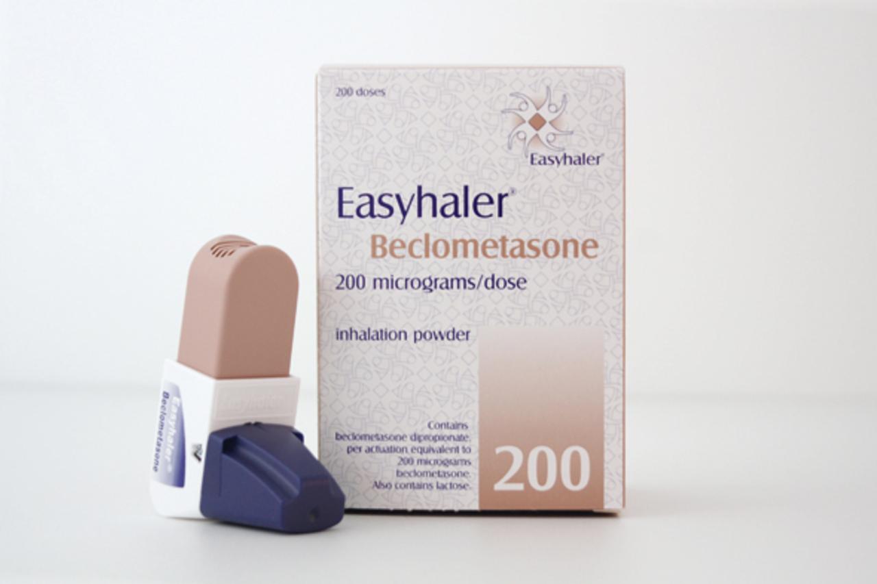 Easyhaler Beclometasone 200micrograms/dose dry powder