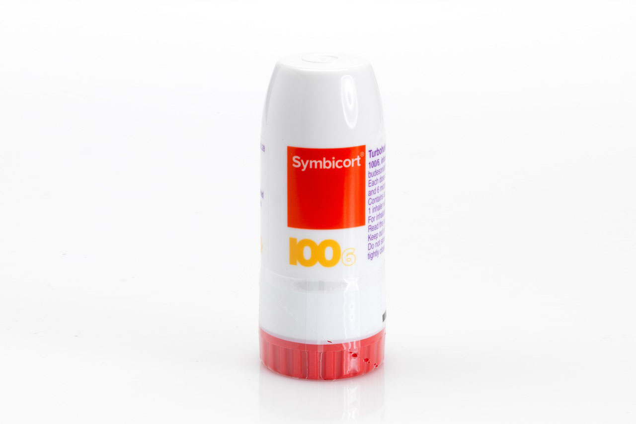 Symbicort 100/6 Turbohaler (AstraZeneca UK Ltd) 120 dose