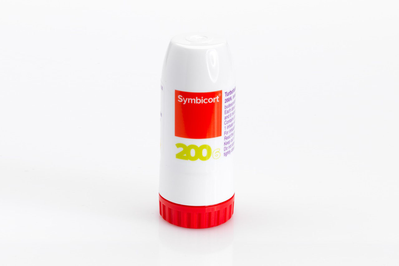 Symbicort 200/6 Turbohaler (AstraZeneca UK Ltd) 120 dose